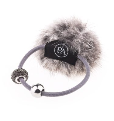 Petite_Affaire_Hair_Charm_Grey_Pompom-1024x1024