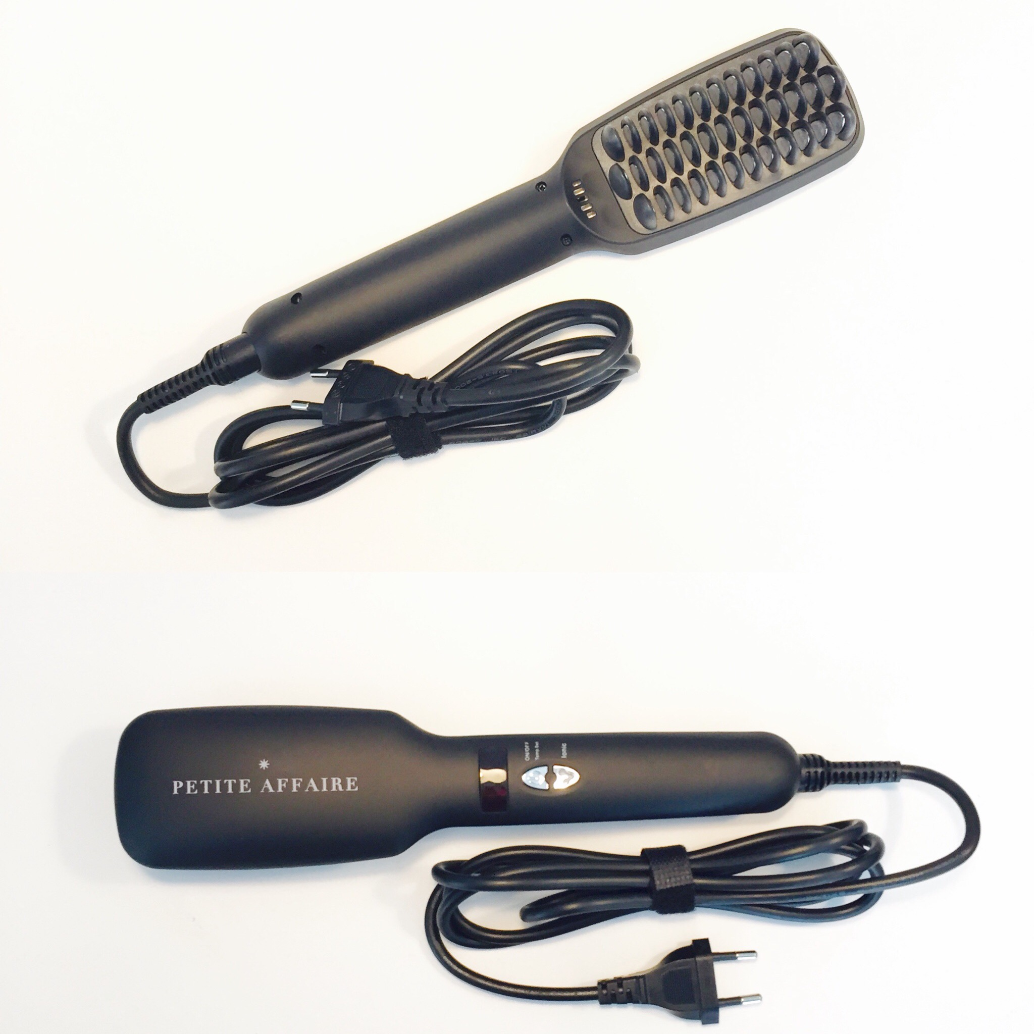Glattebørste Hair straightener brush